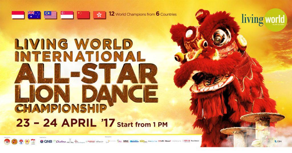 Living World All Star International Lion Dance Championship
